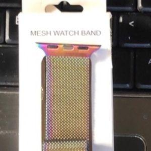mesh watch band